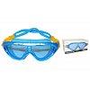 Очки (полумаска) для плавания детские SPEEDO 8012138434 RIFT JR (поликарбонат, TPR, силикон)