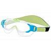 Очки (полумаска) для плавания детские SPEEDO 8087638029 SEA SQUAD MASK (CP, TPR,неопрен, сине-зелен)