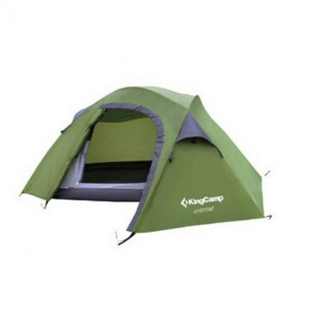 Палатка KingCamp Adventure (KT3047) Green (мест: 2)