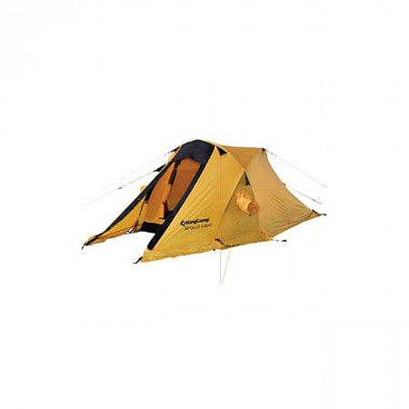 Палатка KingCamp Apollo Light (KT3002) Yellow (мест: 2)