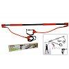 Палка гимнастическая для фитнеса с эсп. Body Shaper Stick PS F-933C (металл, l-130см,l эсп-65см)