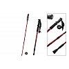 Палка треккинговая (для скандинавской ходьбы) (1шт) TY-3924-1 ENERGIA (алюминий, 3 слож, l-55-135см)