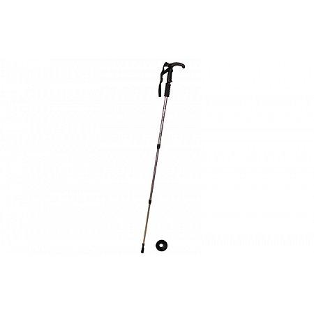 Палка треккинговая (для скандинавской ходьбы) (1шт) TY-3924-2 ENERGIA (алюминий, 3 слож, l-55-135см)