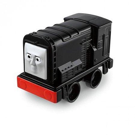 Паровозик серии Thomas & Friends Дизель черный, Fisher-Price, дизель черный, W2190-2