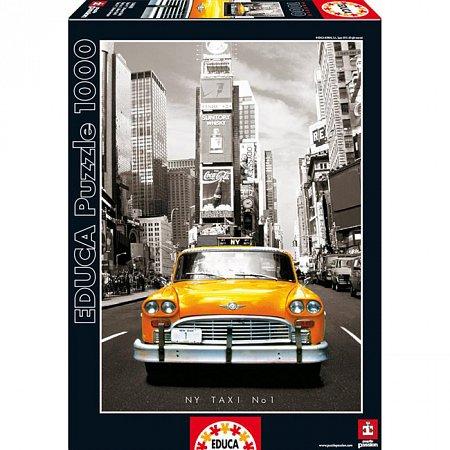 Пазл EDUCA Такси Нью-Йорка 1000 элементов (EDU-14468)
