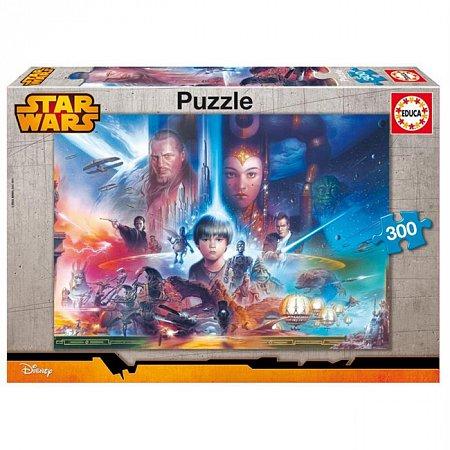 Пазл EDUCA Звездные войны 300 элементов (EDU-16166)
