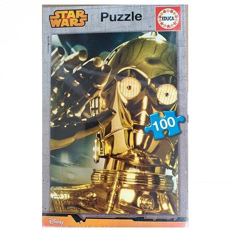 Пазл EDUCA Звездные войны - C-3PO 100 элементов (EDU-16283)