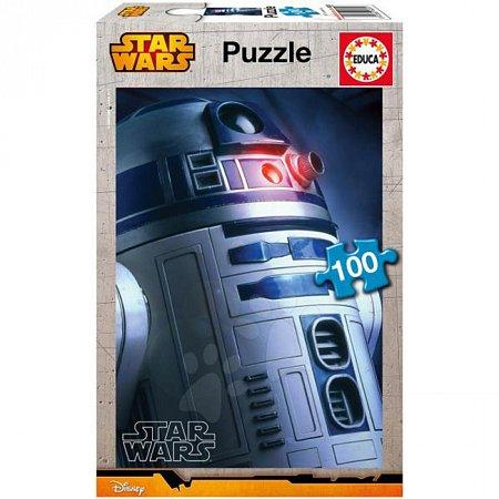 Пазл EDUCA Звездные войны - R2-D2 100 элементов (EDU-16282)