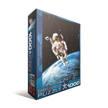 Пазл Eurographics Астронавт, 1000 элементов (6000-3937)
