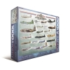 Пазл Eurographics Бомбардировщики 2-й Мировой войны, 1000 элементов (6000-0378)