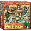 Пазл Eurographics Рождественная вечеринка, 60 элементов (6060-0469)