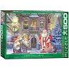 Пазл Eurographics Рождественские колядки, 500 элементов (6500-0352)