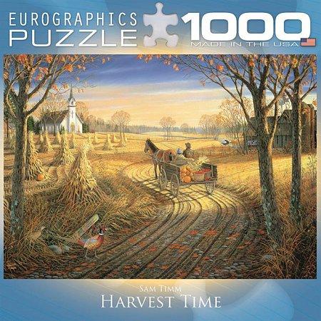 Пазл Eurographics Сбор Урожая, 1000 элементов (8000-0606)