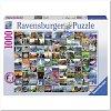 Пазл Ravensburger 99 волшебных мест мира, 1000 элементов (RSV-193714)