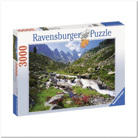 Пазл Ravensburger Австрийские горы, 3000 элементов (RSV-170296)