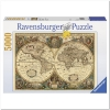 Пазл Ravensburger Древняя карта Мира., 5000 элементов (RSV-174119)
