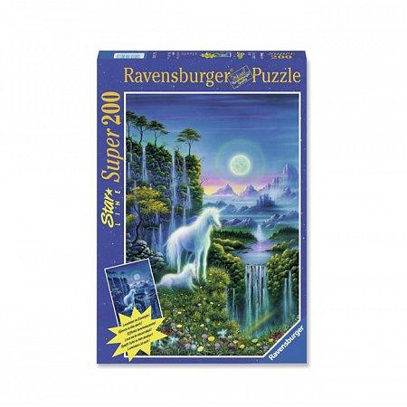 Пазл Ravensburger Единорог, 200 элементов (RSV-139033)