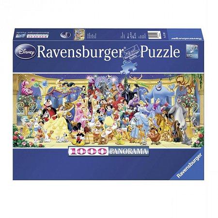 Пазл Ravensburger Фото героев Диснея, 1000 элементов (RSV-151097)