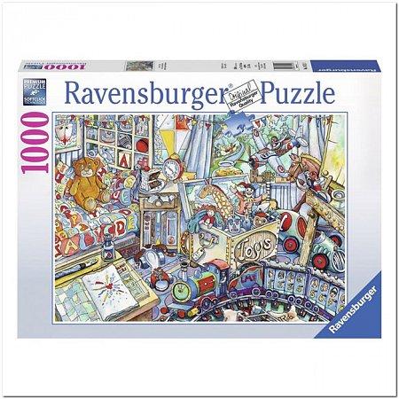 Пазл Ravensburger Игрушки!, 1000 элементов (RSV-195213)