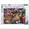 Пазл Ravensburger Книжный мир, 2000 элементов (RSV-166855)