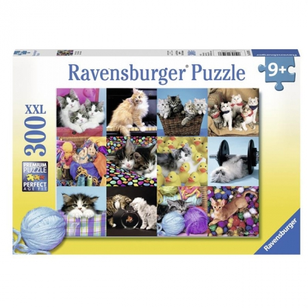 Пазл Ravensburger Кошки, 300 элементов (RSV-131976)