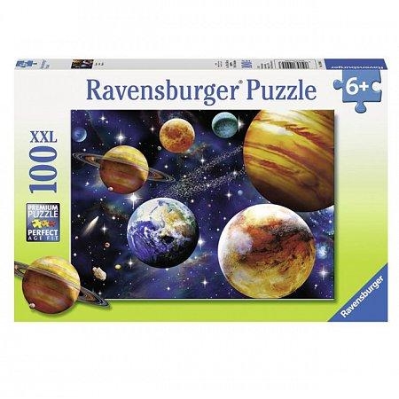 Пазл Ravensburger Космос, 100 элементов (RSV-109043)