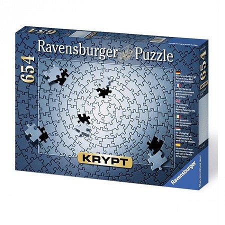 Пазл Ravensburger Крипт. Серебрянное. 654 элементов (RSV-159642)