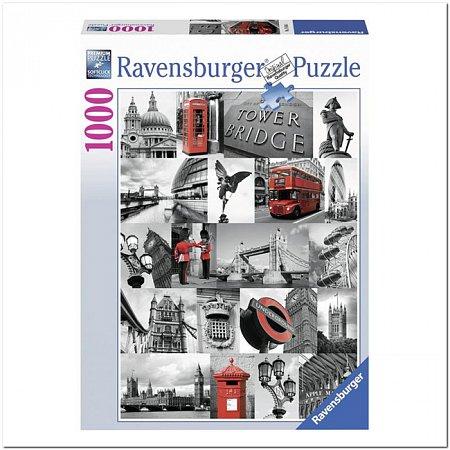 Пазл Ravensburger Лондон, 1000 элементов (RSV-191444)