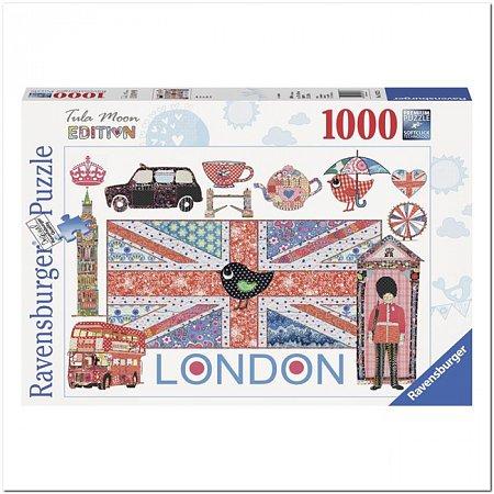 Пазл Ravensburger Лондон, 1000 элементов (RSV-193721)