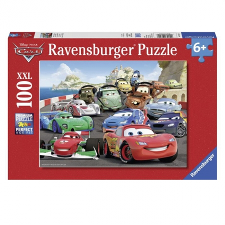 Пазл Ravensburger Неудержимые гонки, 100 элементов (RSV-106158)