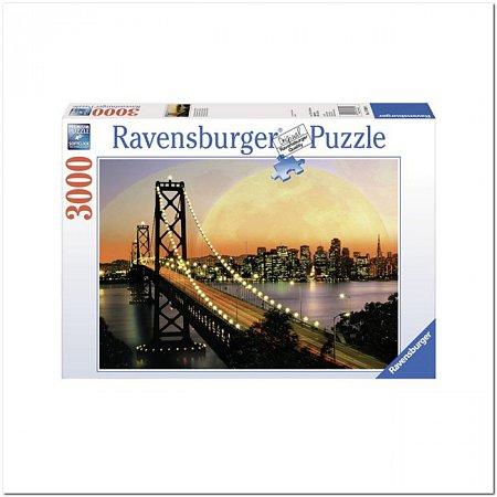 Пазл Ravensburger Ночной Сан-Франциско, 3000 элементов (RSV-170395)