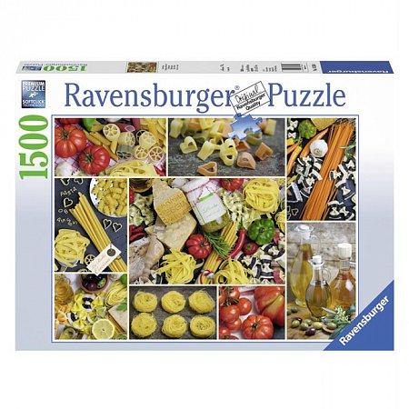 Пазл Ravensburger Паста. 1500 элементов (RSV-163304)