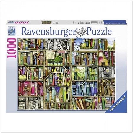 Пазл Ravensburger Причудливый книжный магазин, 1000 элементов (RSV-191376)