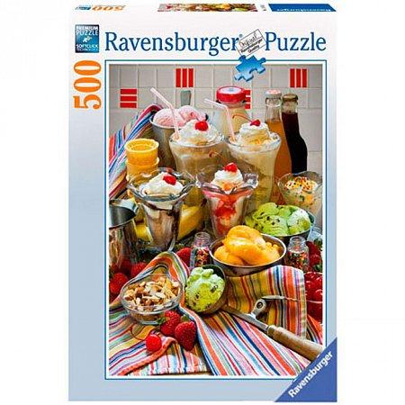 Пазл Ravensburger Просто десерты, 500 элементов (14114)