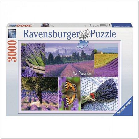 Пазл Ravensburger Прованс, Франция, 3000 элементов (RSV-170609)