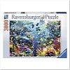 Пазл Ravensburger Райский подводный уголок, 3000 элементов (RSV-170678)
