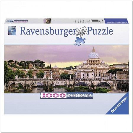Пазл Ravensburger Рим, 1000 элементов. Панорамный (RSV-150632)