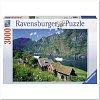 Пазл Ravensburger Согне-фьорд, Норвегия, 3000 элементов (RSV-170630)