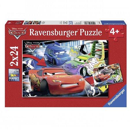 Пазл Ravensburger Тачки - Дикие гонки, 24 элементов (RSV-088706)