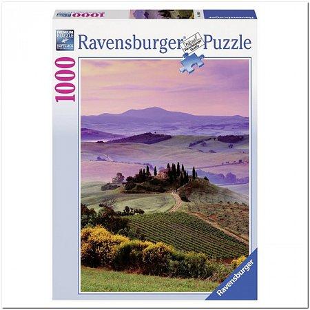 Пазл Ravensburger Тосканский стиль, 1000 элементов (RSV-190867)