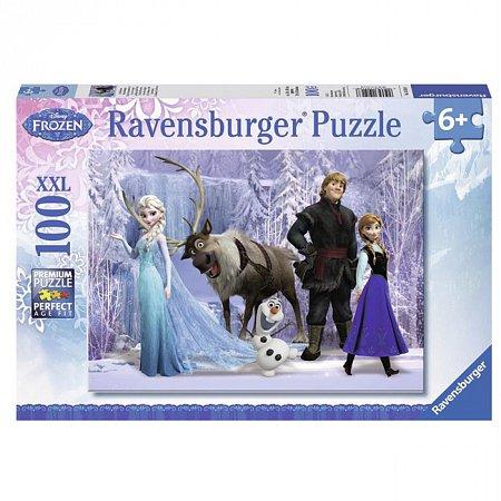 Пазл Ravensburger В царстве Снежной Королевы, 100 элементов (RSV-105168)