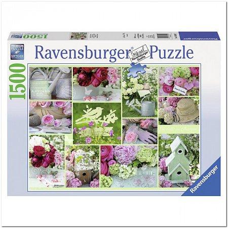 Пазл Ravensburger Заброшенный сад, 1500 элементов (RSV-163052)