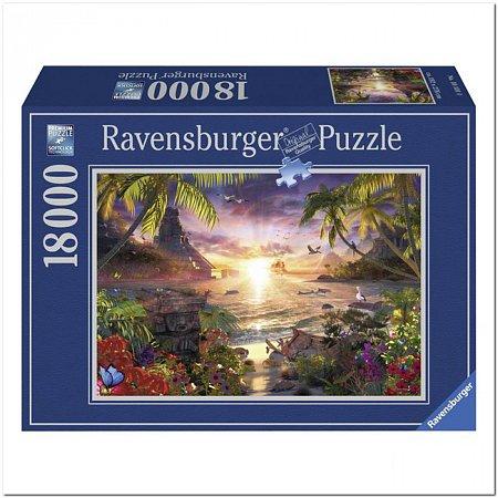 Пазл Ravensburger Закат Солнца, 18000 элементов (RSV-178247)