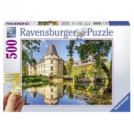 Пазл Ravensburger Замок Chateau de lIslette, 500 элементов (RSV-136506)