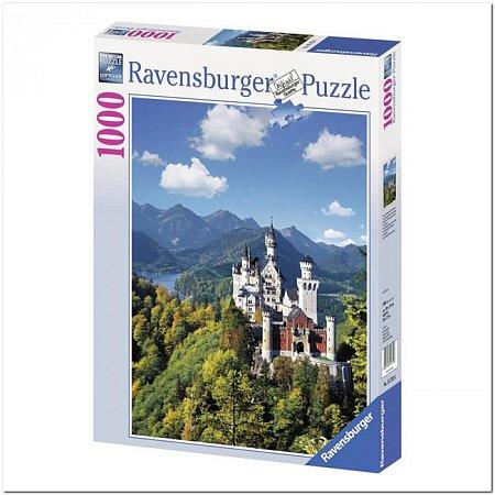 Пазл Ravensburger Замок Нойшванштайн, 1000 элементов (RSV-157556)