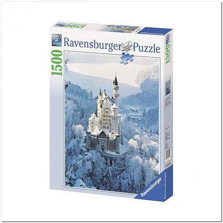 Пазл Ravensburger Замок Нойшванштайн, 1500 элементов (RSV-162192)