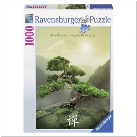 Пазл Ravensburger Жизнь, 1000 элементов (RSV-193899)