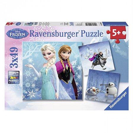 Пазл Ravensburger Зимние приключения, 49 элементов (RSV-092642)