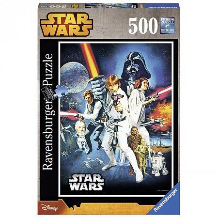 Пазл Ravensburger Звездные войны. Новая надежда. 500 элементов (RSV-146628)