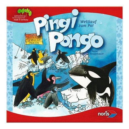 Пинги Понго (Pingi and Pongo) - Настольная игра